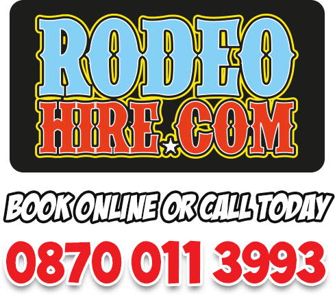 RodeoHire.com - Book Online Or Call Today - 0870 011 3993