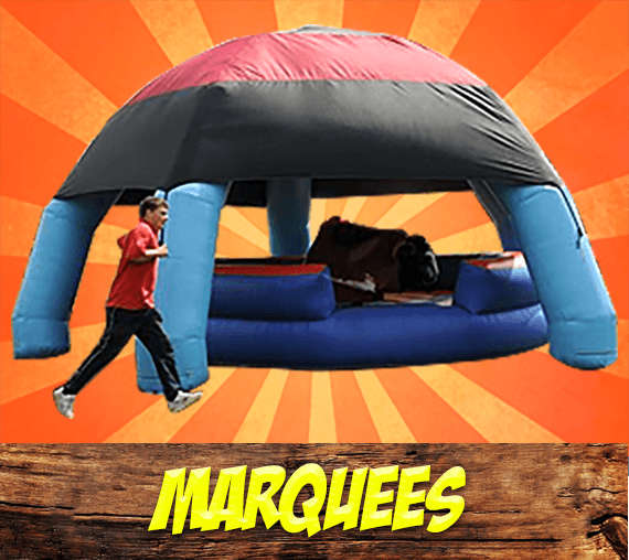 Rodeo Bull Marquee Covers